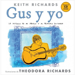"Keith Richards publica ""Gus y yo"""