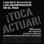 La escena musical valenciana actúa en beneficio de los abandonados en el mar Mediterráneo